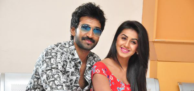 nikki galrani officially announces joining actor Aadi