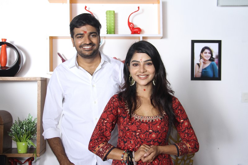 AGS Entertainment's Production No 21 Pooja Stills