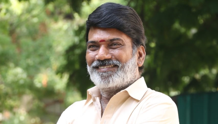 Actor Dhamu received the National Educator Award