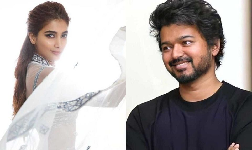Actress Pooja Hague Day paired with lead actor