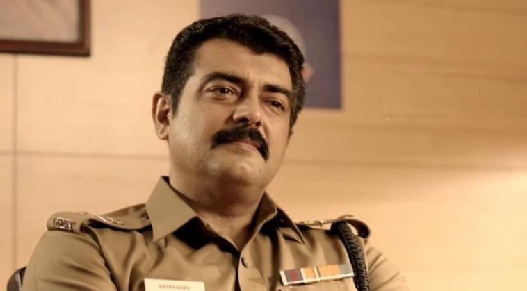 Ajith told to change the trailer of the movie Valimai
