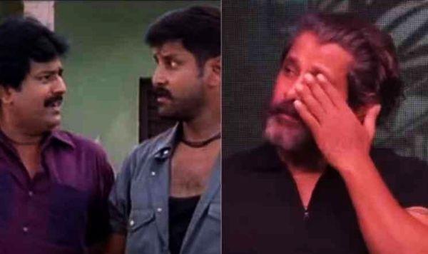Chiyaan Vikram pays tribute to Vivek