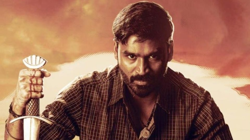 Dhanush watched the movie 'Karnan' with his family in America