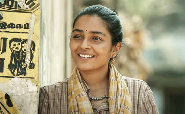 Fans shocked by Karnan film actress' sudden announcement