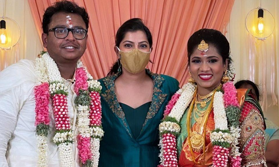 GK Vishnu Weds Mahalakshmi