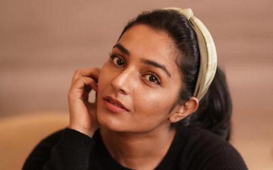 Karnan actress join with Surya film