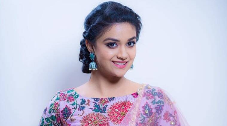 Keerthi Suresh Rs 100 crore budget film to postponed due to Covid situation