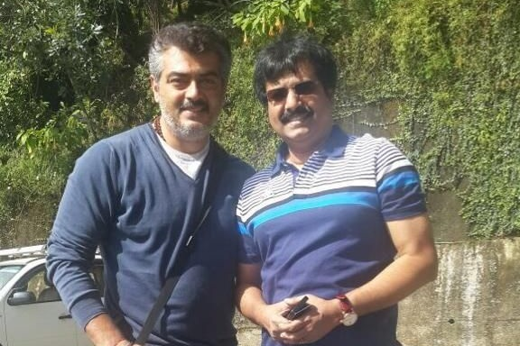 Late actor Vivek's request to Ajith