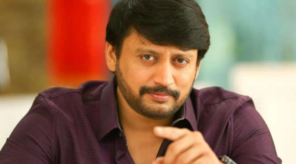Master film actor joined with Prashanth film