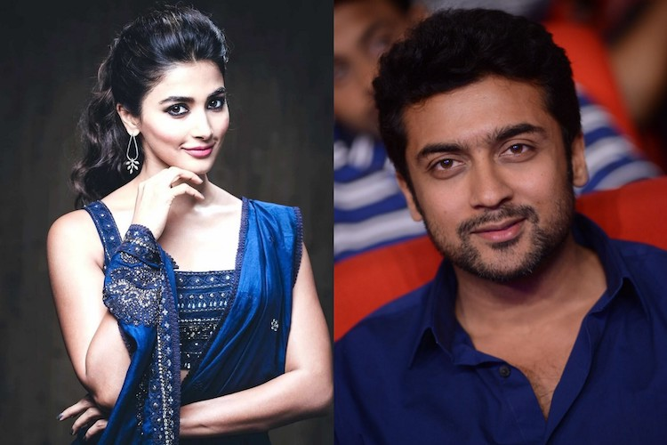Pooja Hegde to pair up with Surya following Vijay