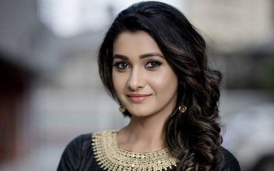 Priya Bhavani Shankar at the Men's Hostel