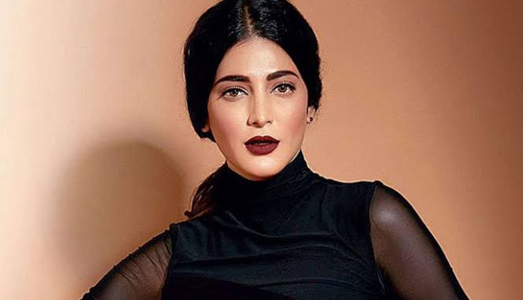 Shruti Hassan gave the police number to the fan who asked for the WhatsApp number