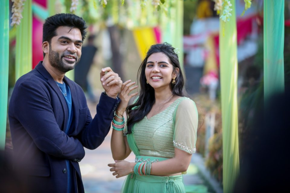 Silambarasan TR shoots for a six minute scene in single shot