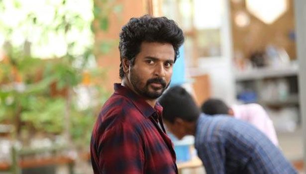 Sivakarthikeyan changing to the path of the lion
