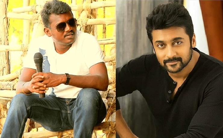 Suriya in the Mari Selvaraj director