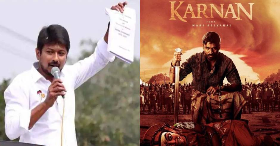 Udhayanidhi point out the mistake of Karnan film