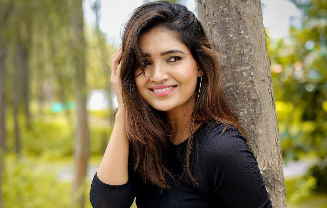 Vani Bhojan plays the heroine in the film which is made without songs