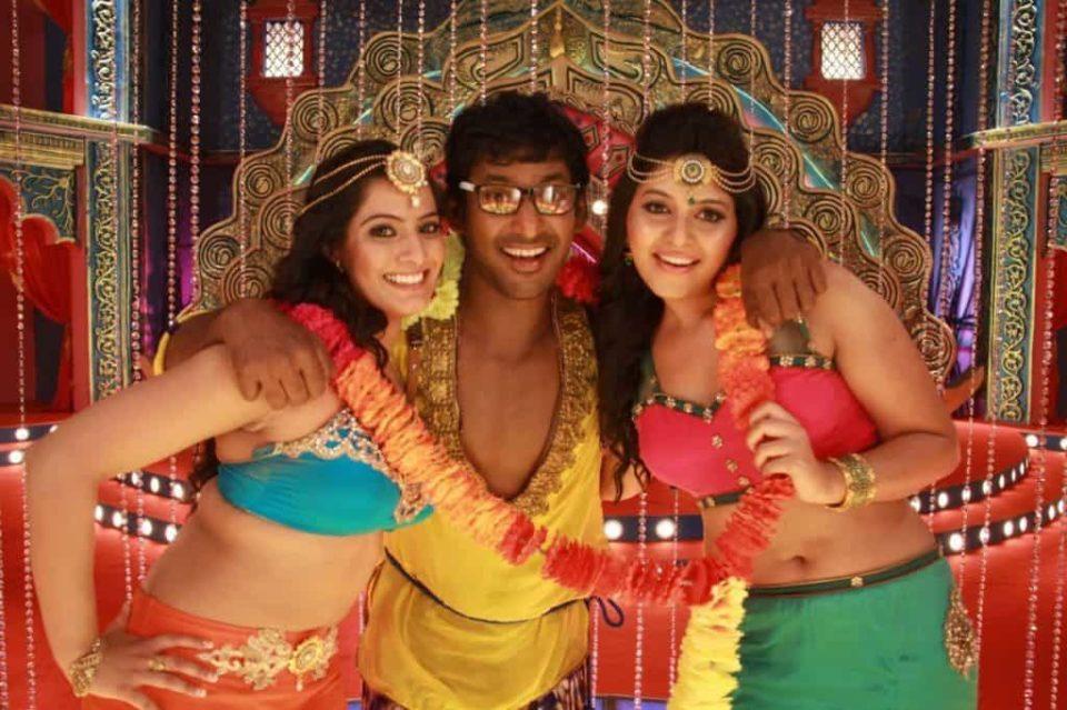 Vishal 'Madhagajaraja' to be released live on OTT