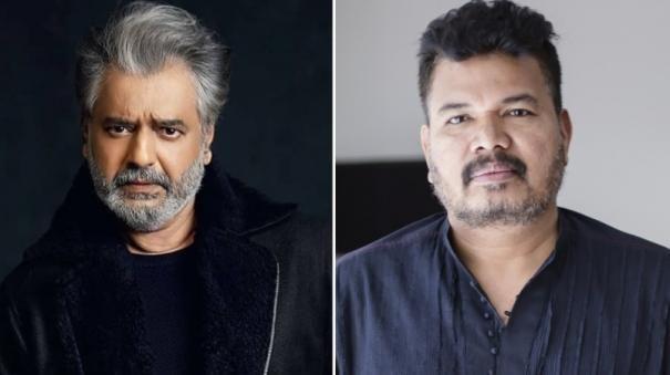Vivek scenes and Shankar in Indian 2 film