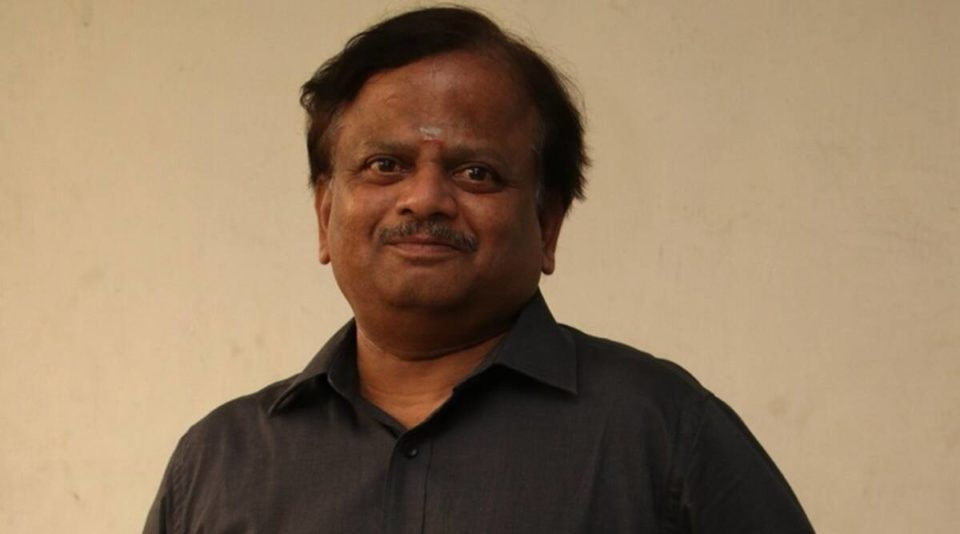 cinematographer KV Anand passed away