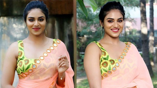indhuja latest pic