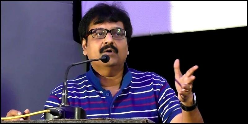 the iconic artist chinna kalaivanar Vivek