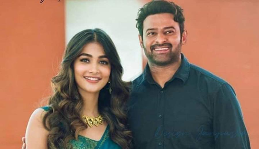 'Thalapathy 65' actress singing duet with Prabhas again