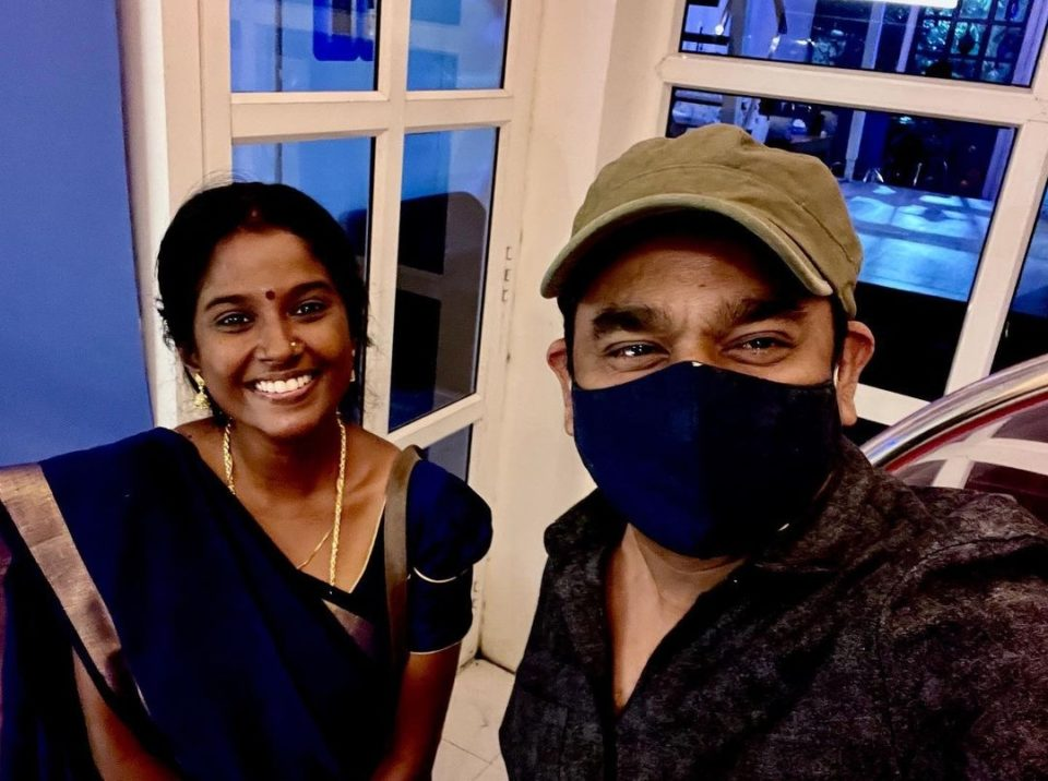 AR Rahman's selfies with Gabriella and Poovaiyar go viral