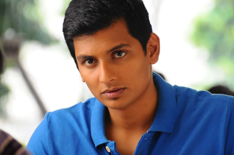 Actor Jiiva gets his first dose of Covid-19 vaccination