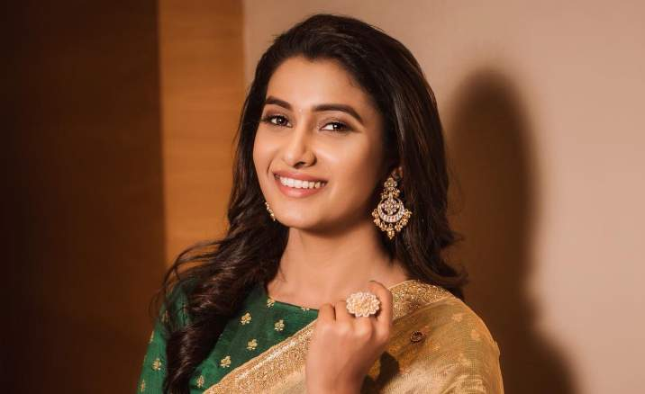 Buy my love ... Priya Bhavani Shankar