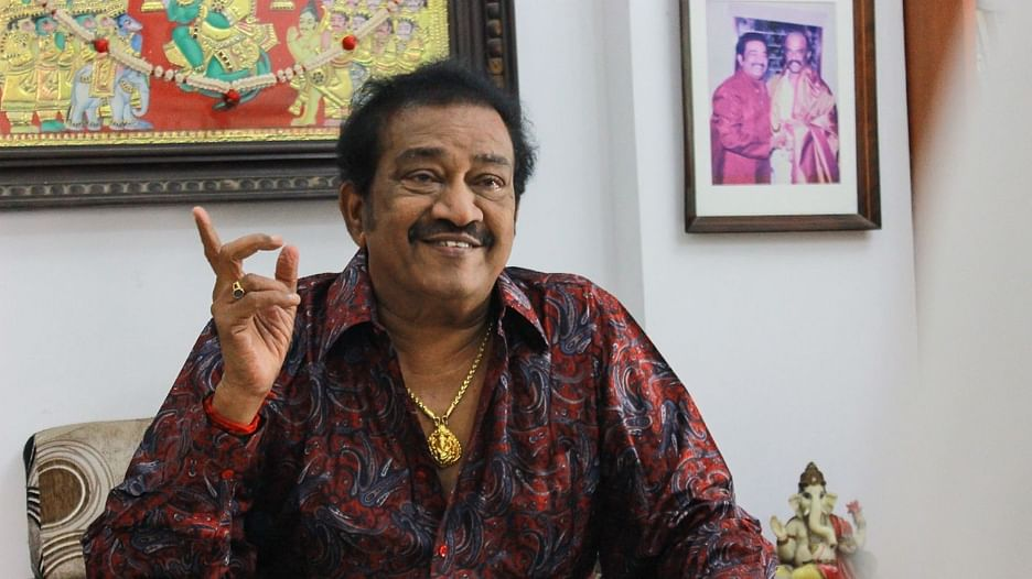 Comedy actor Pandu passes away due to COVID-19