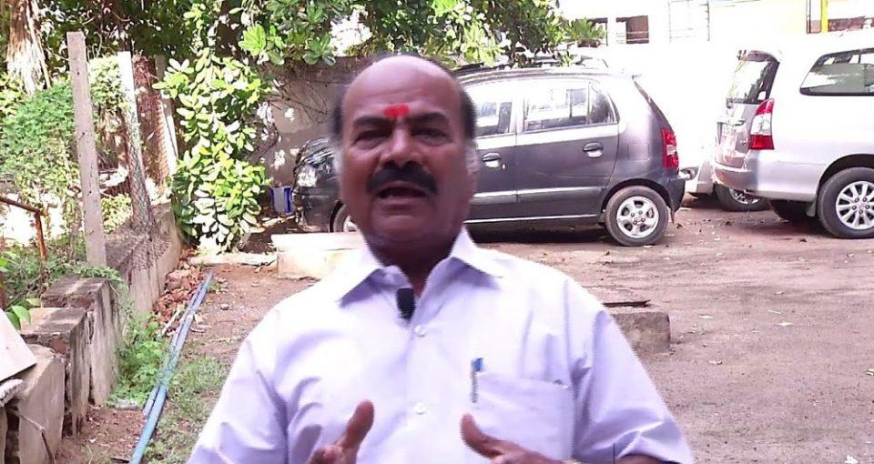 Famous actor Joker Thulasi died