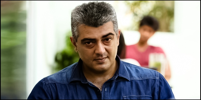 Famous actress scolded Ajith