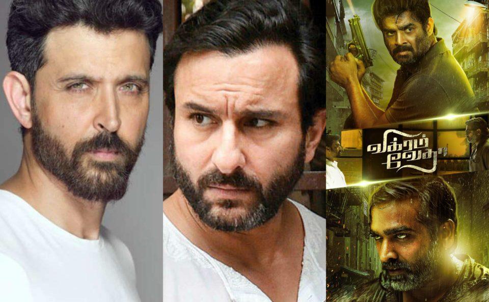 Hrithik Roshan all set for 'Vikram Vedha' remake