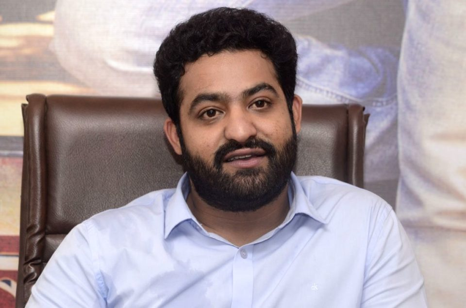 Jr NTR tests positive for Covid-19