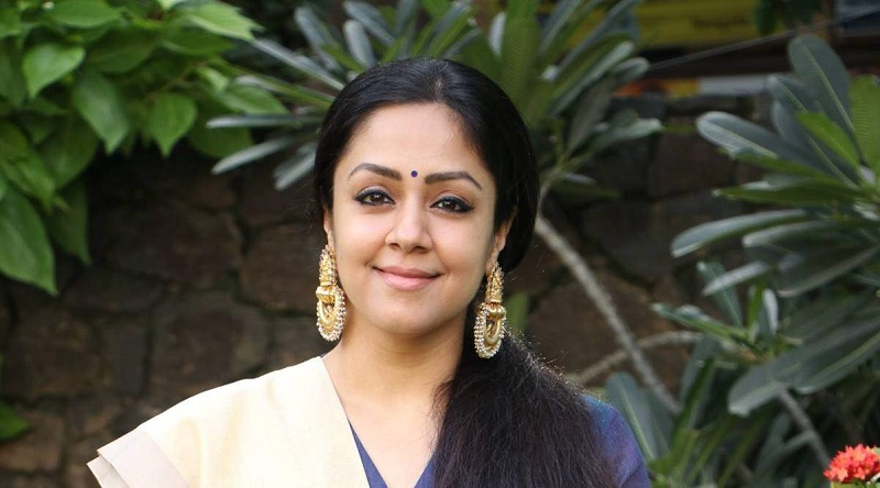 Jyotika plays the sister of a famous actor