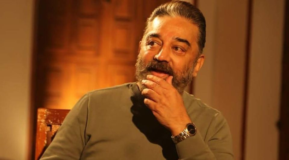 Kamal Haasan join the 'Indian 2' issues