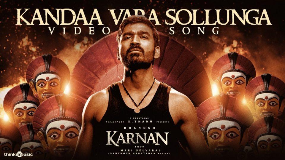 Kandaa Vara Sollunga Video Song