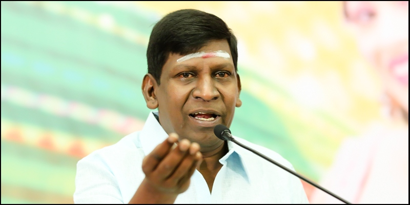 My comedy scene has become reality now - Vadivelu
