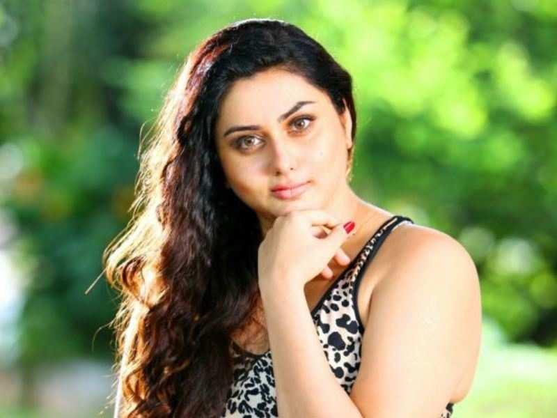 Namitha started a new OTT site
