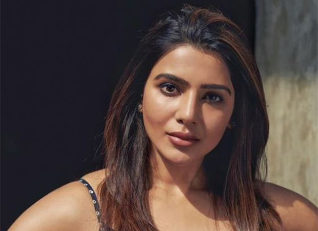 Protests against Samantha starring web series