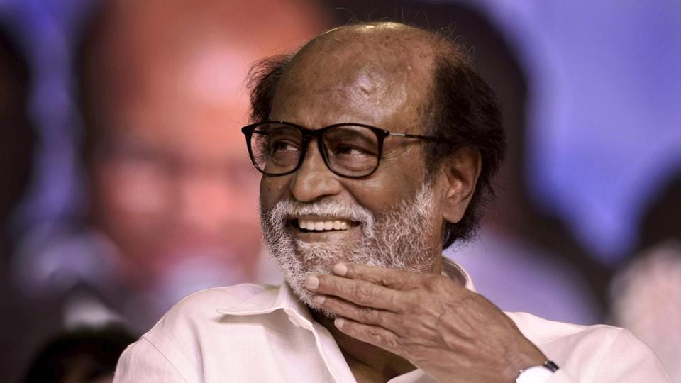 Rajinikanth donated Rs.50 lakh for TN CM Releif Fund!