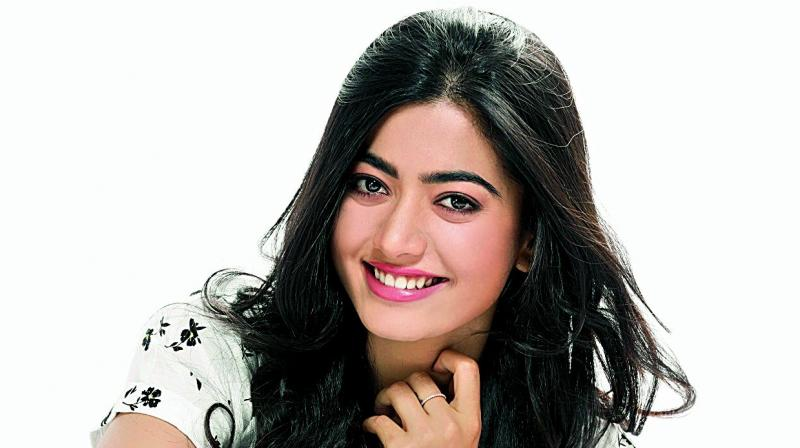 Rashmika refuses to act in remake movie