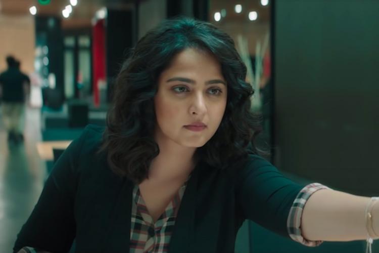 Self curfew solutions to drive away Corona - Actress Anushka