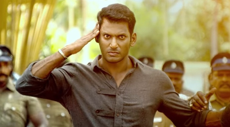 Sexual harassment at school Actor Vishal condemned
