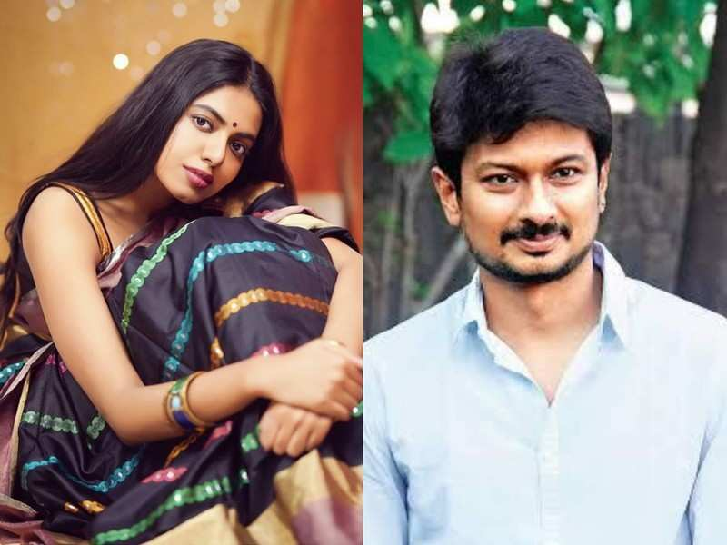 Shivani joins Udhayanidhi Stalin film