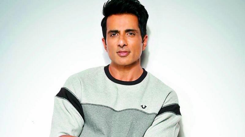 Sonu Sood continues to help ... the public anointed Paul with cut-out