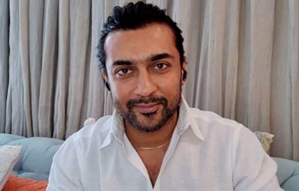 Surya in lawyer appearance