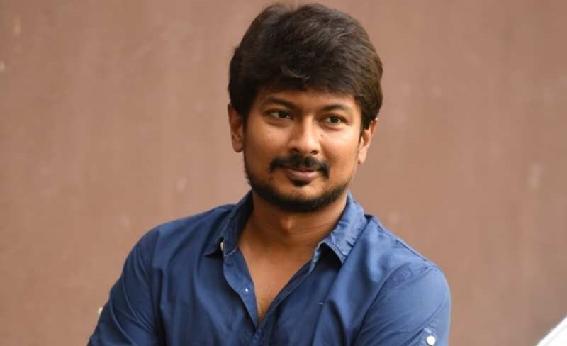 Udhayanidhi Stalin is paired with Karuppan film actress