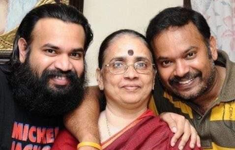 Venkat Prabhu and Premji Amaran Mother passed away